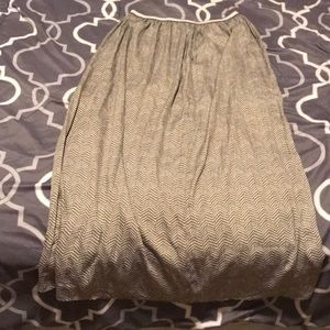Old Navy Skirts - Old Navy Silky Skirt